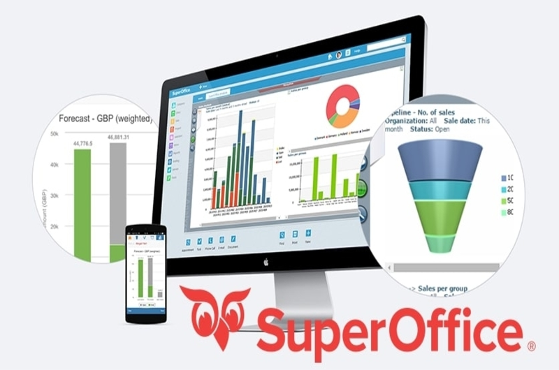 How to manage lists in SuperOffice admin - a guide by Synergy Technology.