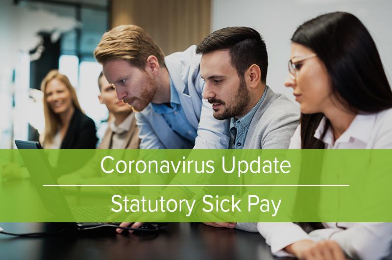 Coronavirus Statutory Sick Pay Update